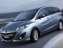 Noua Mazda5 apare in toamna...