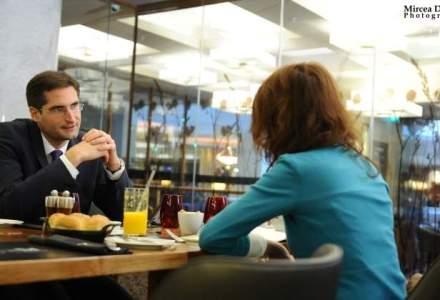 La pranz cu Gregor Aufhauser, seful axei luxului din Capitala: in orice business trebuie sa creezi situatii win-win