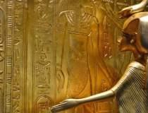 Masca funerara din aur a lui...