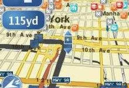 Nokia ofera gratuit aplicatii de navigare prin GPS