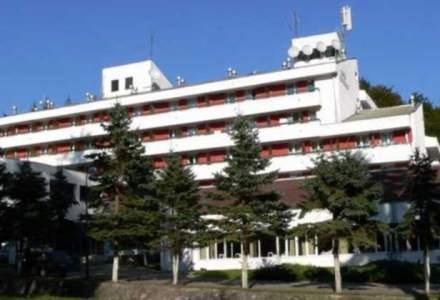 Hotelul Moneasa, detinut de un fost deputat, scos la vanzare cu 5 mil. euro