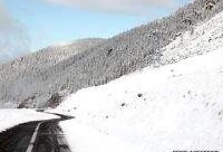 Mai multe drumuri nationale sunt inchise