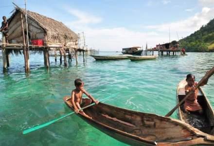 In descoperirea Borneo, o insula intima care va ofera acces in salbaticia tropicala