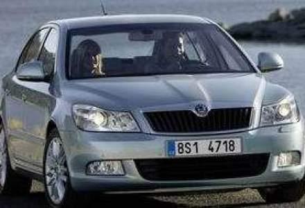 Skoda Octavia primeste din februarie o noua motorizare pe benzina