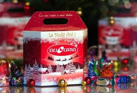 Bucuria, producatorul moldovean de dulciuri, intra pe segmentul de vanzari online