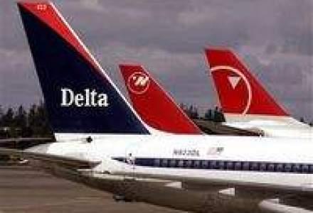 Delta Air Lines - Pierdere peste asteptari in al patrulea trimestru