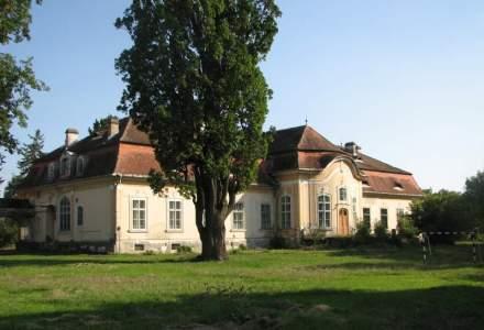Castelul Teleki din Dumbravioara, la vanzare