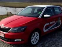 Drive test cu Skoda Fabia...
