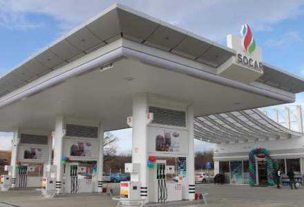 Socar inaugureaza o benzinarie la Sibiu si ajunge la 32 de statii