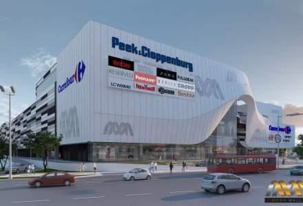 Mega Mall se deschide pe 23 aprilie: ce magazine se inaugureaza in mallul de 165 mil. euro de langa Arena Nationala
