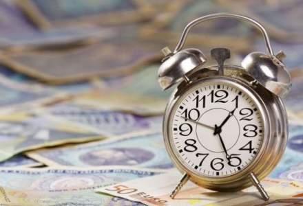 Rezervele valutare ale BNR au scazut cu 1,6 miliarde euro in ianuarie