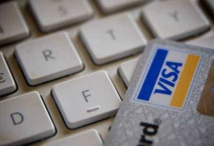 Visa Europe: Romanii au cheltuit 21 mld. euro de pe cardurile Visa in 2014. Cum arata cifrele companiei