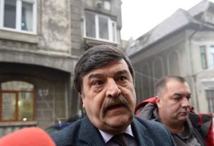 Toni Grebla, judecatorul Curtii Constitutionale, a demisionat