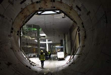 Metroul Drumul Taberei, cu un pas mai aproape de finalizare: cum au avansat lucrarile si cand va fi pusa in circulatie prima garnitura [FOTO]