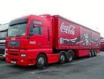 Coca-Cola spent EUR1 million...