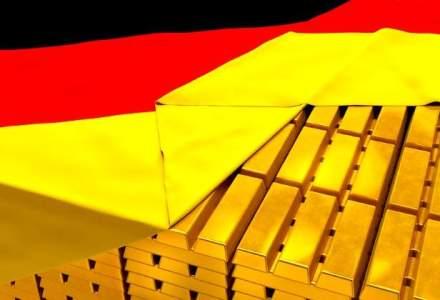 """Unde au disparut lingourile de aur ale Germaniei? Americanii joaca aceeasi """"carte"""" precum Rusia cu tezaurul Romaniei"""