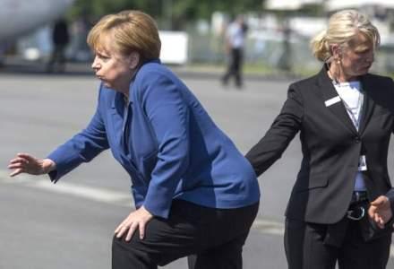 Cele doua dileme pentru Angela Merkel: Rusia lui Vladimir Putin si Grecia lui Alexis Tsipras