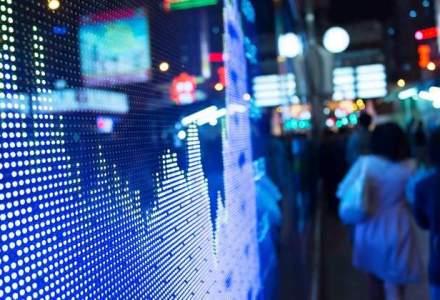 Lichiditate foarte scazuta pe Bursa: investitorii asteapta rezultatele companiilor listate