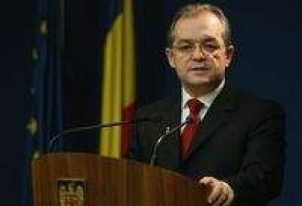 Boc: Vom atrage 4,3 mld. euro din fonduri europene in 2010