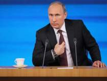 """Putin, """"conditii..."""