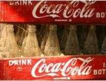 Scad vanzarile Coca-Cola in...