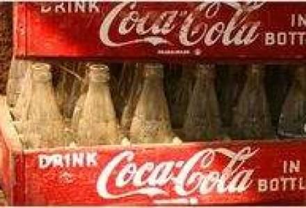 Scad vanzarile Coca-Cola in Romania: Declin de 12% in 2009