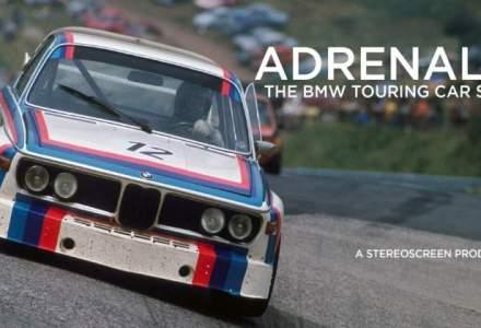 BMW aduce in Romania filmul Adrenalin despre istoria de 50 de ani in motorsport