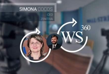 Avem inovatie in industria farma? Raspunde Simona Cocos, director general Zentiva, la WALL-STREET 360