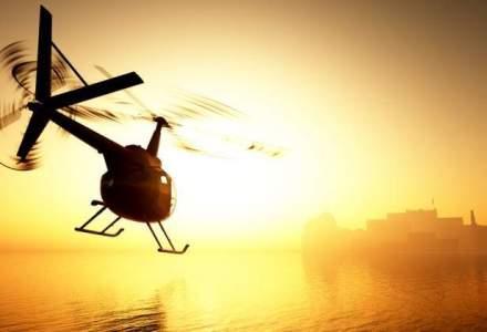 Un elicopter fara insemne a patruns in spatiul aerian ucrainean si s-a intors in Rusia