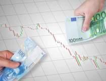 O luna de la criza francului...