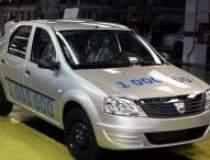 Dacia, profit in scadere in 2009