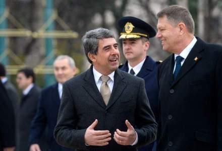 Prima vizita a unui sef de stat in mandatul lui Iohannis: Presedintele Bulgariei, Rosen Plevneliev, primit la Cotroceni