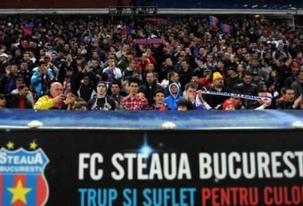 Conducerea armatei cere 10% din veniturile FC Steaua in schimbul marcii