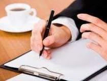 Semnarea contractului cu...