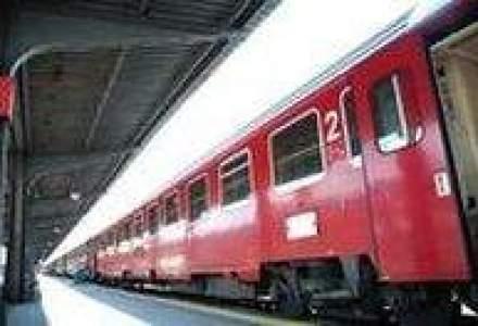CFR Calatori: Peste 20 de trenuri, anulate din cauza vremii