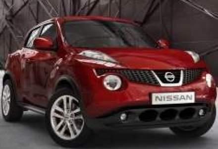 Realizat din conceptul Qazana, crossover-ul Nissan Juke este disponibil in toamna