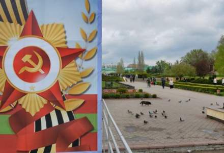 Criza rublei rusesti ameninta sustinerea regiunii separatiste Transnistria, care s-ar putea reorienta spre UE