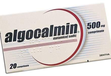 Algocalmin genereaza 30% din vanzarile Sanofi