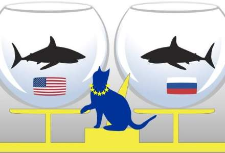 Analist francez: O alianta cu Rusia, singura sansa a Europei de a scapa de protectoratul Statelor Unite