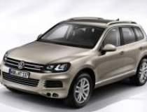 Noul VW Touareg va fi prezent...