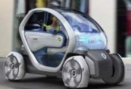 Cea mai ieftina masina electrica Renault va costa 5.000 euro