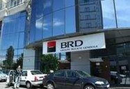 BRD Finance reduce dobanda la cardurile de credit
