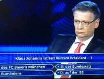Klaus Iohannis, subiect de...