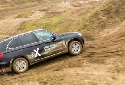 BMW xDrive Offroad Experience: cum sa atragi 1.500 de clienti in 45 de zile