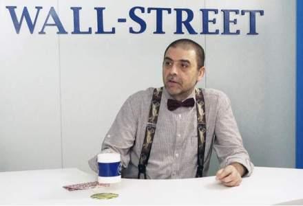 George Butunoiu (Restograf.ro) vorbeste la WALL-STREET 360 despre restaurantele din Bucuresti