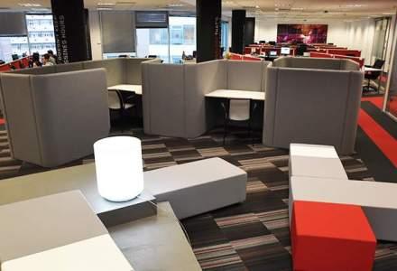 Cum arata birourile Lenovo din Bucuresti: incursiune in activitatea celui mai mare producator de PC-uri din lume