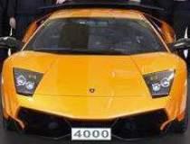 Lamborghini a fabricat...