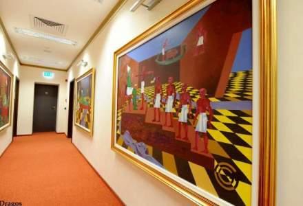 Anul trecut au fost inregistrate cele mai mari recorduri la licitatiile cu opere de arta