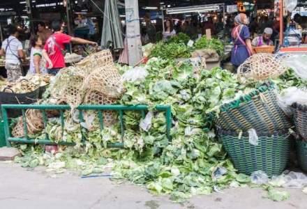 Economia globala ar salva 300 miliarde $/an prin reducerea risipei de mancare