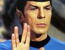 Leonard Nimoy, Spock din Star...